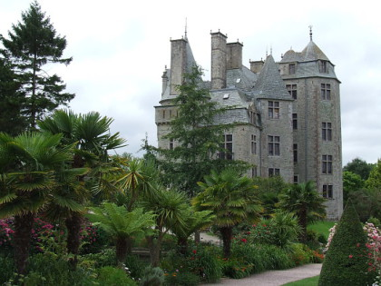 Le Château des Ravalet