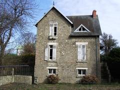 La maison du directeur en 2008