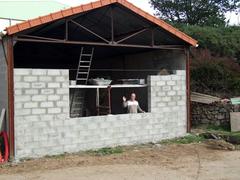 Transformation du garage