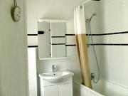 La salle de bain de l'étage