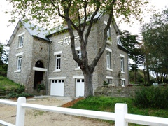 """La maison du directeur devient """"la Villa"""""""
